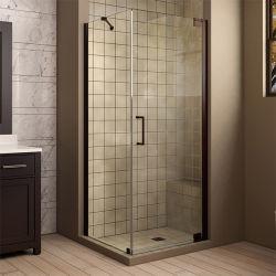 La fabbrica direttamente fornisce il portello dell'acquazzone dell'oro fabbrica la doccia maschio poco costosa su ordinazione all'ingrosso Competitive Mampara De Ducha