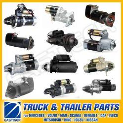 人、Scania、Renault、Hino、Mitusbishiのトラックの部品のための始動機モーター