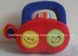 Мягкие игрушки малыша аудиосистемы с вышивкой