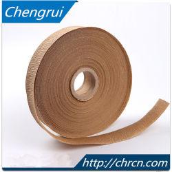 El papel de aislamiento eléctrico de papel crepé