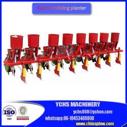 De Bevruchtende Planter van het Graan van de Machines van het landbouwbedrijf voor Tn de Zaaimachine van de Tractor