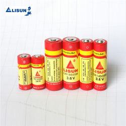 Batterij van meter geschikt voor grote stroom 3,6 V Er14335 1600 mAh Lisun Voor horloge