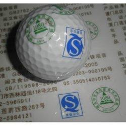 إعادة بيع ملصق علامة ميني غولف لكرة الجولف (ST-025)