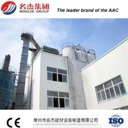Le béton cellulaire autoclavé AAC automatique usine de bloc