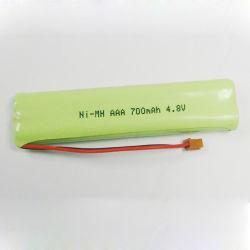 De Batterij van NiMH
