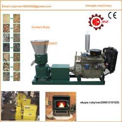 2018 Nouvelle conception de la biomasse de bois Pellet Maker Machine avec ce