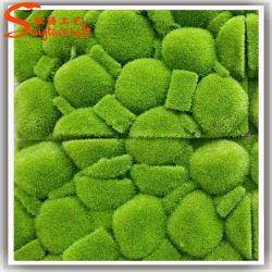 Vert Gazon artificiel de la Chine Décoration fabricant