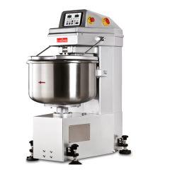 Spirale de mélangeur de 50kg Hot Sale Pâte à pain à haute vitesse mélangeur mélangeur en spirale de pain industriel