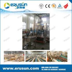 Tapón de aire de la línea de producción de bebidas Máquina de alimentación