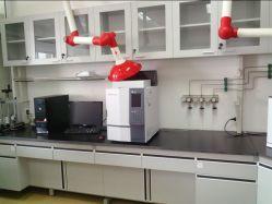 Acero de alta calidad y laboratorio de madera Workbench (PS-WB-005).