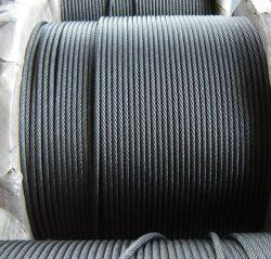 高く上がり、持ち上がることのための熱い販売の鋼線ロープ