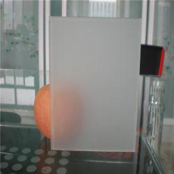 Fim Art coradas congelando, mesa de vidro vidro, vidro de mobiliário