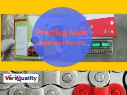 Печать книги инспекционной службы, Печать книги в помещении