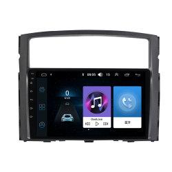 "9"" Android10 Mitsubishi Pajero용 쿼드 코어 차량용 DVD 플레이어 2006-2014 오디오 스테레오 비디오 SWC GPS 내비게이션 WiFi BT"