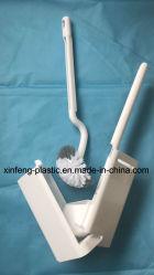 Pinsel-Plastikpinsel des Badezimmer-Qualitäts-Toiletten-Pinsel-Reinigungs-Pinsel-pp.