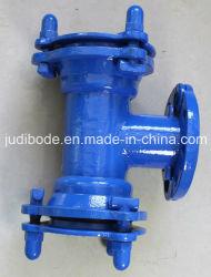 Type de joint Mechnical (MJ) du raccord de tuyau en fonte ductile