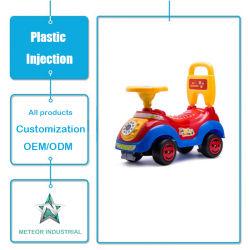 Produtos de moldagem por injecção de plástico personalizado para crianças de plástico/Childrens Toy Car