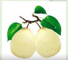 (32, 36.40, 44) dulce delicioso dulce de frutas frescas pera Ya