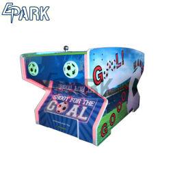 処置のサッカーのFoosball表の硬貨によって作動させるモデル