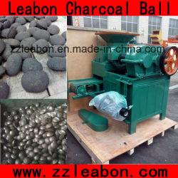 Leabon charbon/boule de fer de décisions par le charbon de bois la bille Appuyez sur la ligne