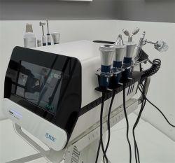 تخفيضات ساخنة أجهزة محمولة تعمل بالموجات فوق الصوتية للعناية بالبشرة المكشطة متعددة الوظائف جهاز صالون التجميل معدات التجميل