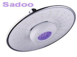 Téléphone sans fil Bluetooth de la musique et de la tête de douche