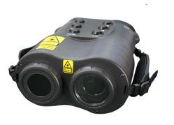 كاميرا الرؤية الليلية بالليزر المحمولة باليد ثنائية الخلايا (SHR-PHLR300)