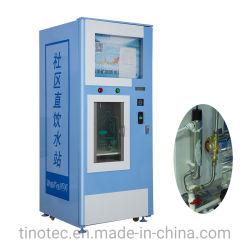 Het muntstuk stelde Automaat van het Water van 5 Gallon de Was Gebottelde Voor Drinkwater in werking