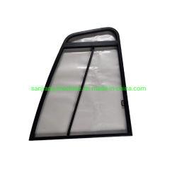 安全ガラス日立製左ドアフレーム油圧ショベル( EX70 )