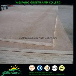 Núcleo de madeira de contraplacado para móveis, Construção Civil, Embalagem