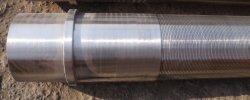 ステンレス鋼304、水のための316のウェッジワイヤースクリーンおよび油井