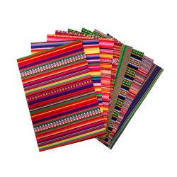 A4 Nation Stripe Cloth 어린이용 수공예 EVA 폼 시트
