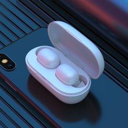 Disturbo senza fili stereo dei trasduttori auricolari di Bluetooth di tocco dell'impronta digitale di Gt1 Tws che annulla le cuffie della cuffia avricolare