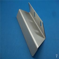 部品レーザーの切断サービスを押すアルミニウム