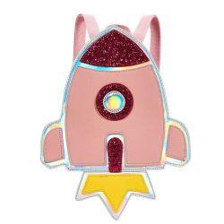 La nuova borsa del Rocket di disegno scherza lo zaino del bambino di modo del sacchetto di banco