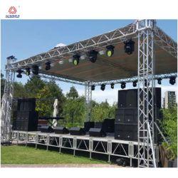 調節可能な高さ販売のためのアルミニウム屋外コンサートの段階装置