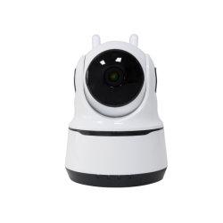 HD Nachtsicht H. 265 Ableiter-Kartenspeicher-Doppeltes WiFi P2p drahtlose IP-Kamera mit Lautsprecher-Handy-Überwachung