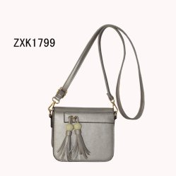 De nieuwe Handtas van de Schouder van de Dames Pu van de Manier van de Inzameling