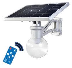 8watt 12W LED Flut-Garten-Lampe mit Sonnenenergie