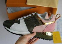 Zapatos Casual de piel mujeres diseñadoras Sneakers Zapatos para hombre