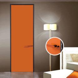 新しいデザイン木のフラッシュ・ドア、内部の平らな木製のドアのパネル