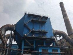 A indústria de aço Esp Precipitador electrostático de remoção de poeiras de gases de combustão