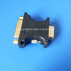 DVI 여성 VGA 남성 접합기 (HD-006)