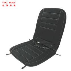La certificación CE Alquiler de coche accesorios de decoración Interiorcar Universal 12V Negro Pad Auto calienta la cubierta de invierno del cojín del asiento de coche para todo vehículo