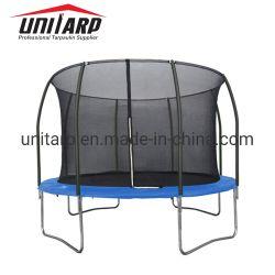 Для использования внутри и вне помещений 8 футов, 10 футов, 12 ФУТОВ 14FT 16FT батут с защитного кожуха Net, лестница батут для детей