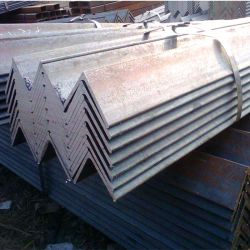 Angle de l'acier laminés à chaud pour la construction d'Angles Ms profil en L laminés à chaud en acier égal ou différent angles laminoir à chaud en acier