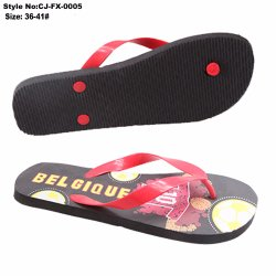 Barato Flip-flop confortáveis, PE Flip-flop chinelos