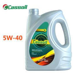 Cass sintético aceite Aceite de coche API Sn SAE 5W40 de aceite de motor de gasolina