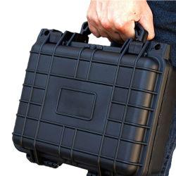 Wasserdichte Shockproof harte Instrumenten tragende schützende Aktenkoffer-Hilfsmittel-Plastikkästen
