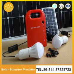 Opulaire 3W-4.5ah Maison Ou Extérieure en Utilisant le Système D'éclairage Solaire Portatif